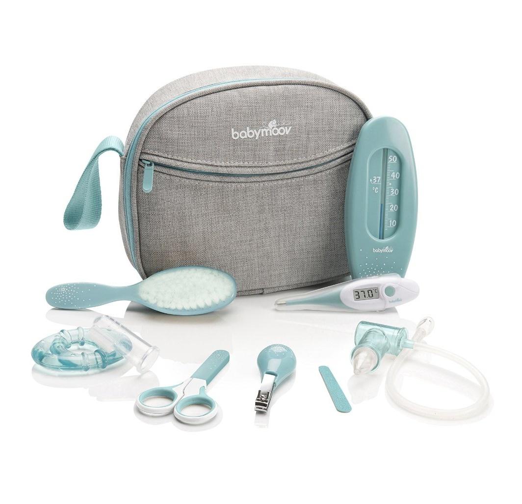 Kit de higiene de neceser con accesorios de limpieza para for Kit de accesorios para bano